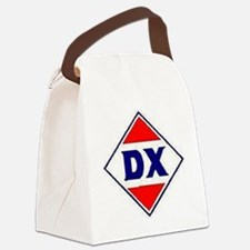 DX gasolined Canvas Lunch Bag