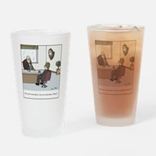 Are you a team player? Drinking Glass