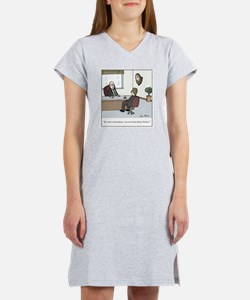 Are you a team player? Women's Nightshirt