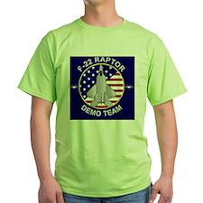 F-22 Raptor Demo Team T-Shirt