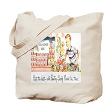Armour Meats Tote Bag