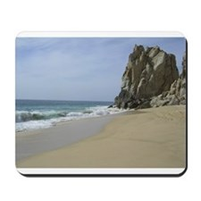 LOVERS BEACH, CABO, MOUSEPAD