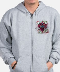 Autism Awareness Zipped Hoody