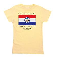 Missouri St Louis Mission - Missouri Fl Girl's Tee