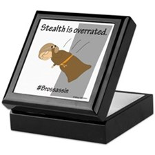 Brossassin Stealth Keepsake Box
