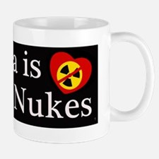 Virginia is not for Nukes, by Tigana Mug