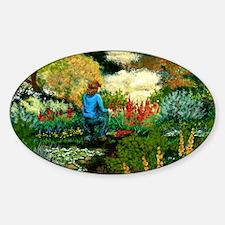 StephanieAM Garden Decal