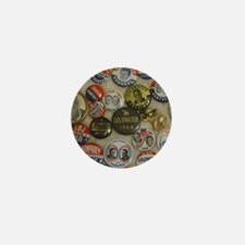Vote 4 Me Mini Button