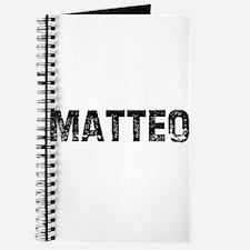 Matteo Journal