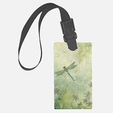 StephanieAM Dragonfly Luggage Tag