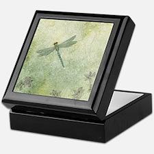 StephanieAM Dragonfly Keepsake Box