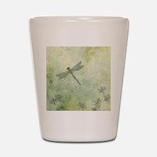 StephanieAM Dragonfly Shot Glass