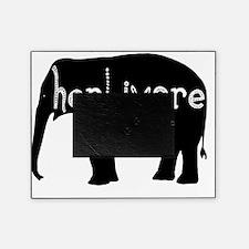Elephant - Herbivore Picture Frame