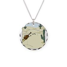 Dampit in the Desert Necklace