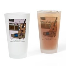 The Endpin Drinking Glass