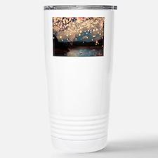 Wish Lanterns for Love Travel Mug