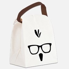 Bird Canvas Lunch Bag