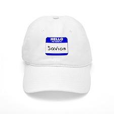 hello my name is savion Baseball Cap