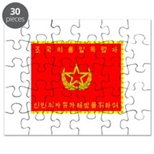 Flag of WPRG Puzzle