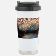 Wish Lanterns for Love Stainless Steel Travel Mug