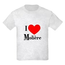 I Love Moliere T-Shirt