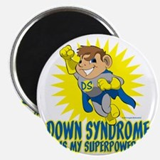 Down Syndrome Is My Superpower Magnet