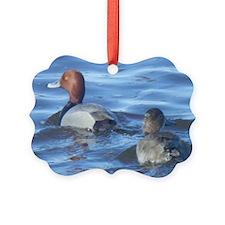 Redheads Ornament