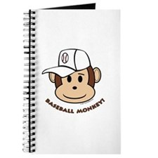 Baseball Monkey! Journal