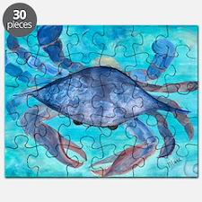 Blue Crab Puzzle