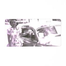 newcar Aluminum License Plate