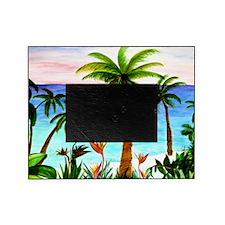 Aqua Beach Picture Frame