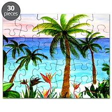 Aqua Beach Puzzle