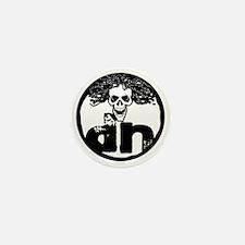 DIRT NAP - LIVING LIFE ON THE EDGE Mini Button