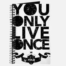 You Only Live Once Journal