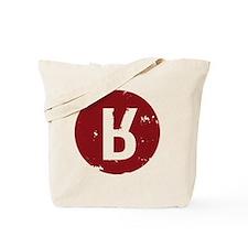 R _Red Tote Bag