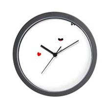 GOLF MALFUNCTIONS white image Wall Clock