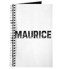 Maurice Journal