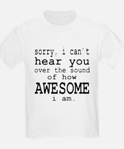 How Awesome T-Shirt