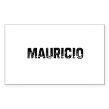 Mauricio Rectangle Decal