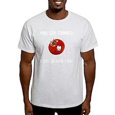 Say Tomato T-Shirt
