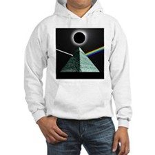 Eclipse over pyramid Hoodie