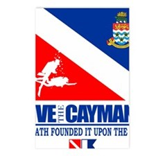 Dive The Caymans Postcards (Package of 8)