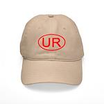 UR Oval (Red) Cap