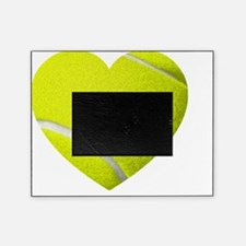 Tennis Heart Picture Frame