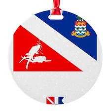 Dive The Caymans Ornament