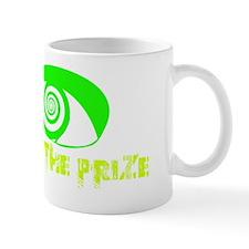 keep your eye on the prize Mug