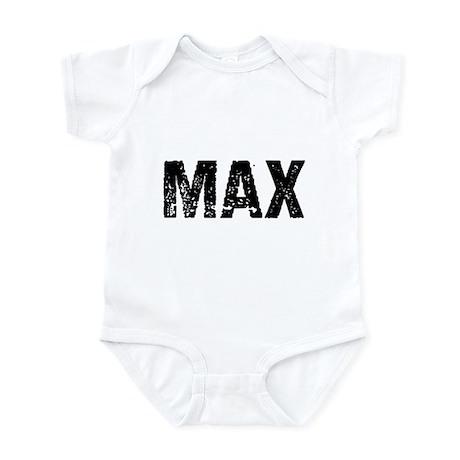 Max Infant Bodysuit