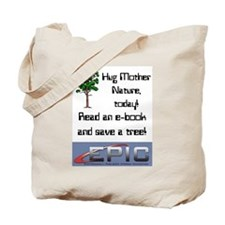 Hug Mother Nature Tote Bag
