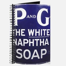 p and g soap Journal
