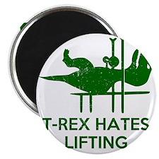 T Rex Hates Lifting Magnet